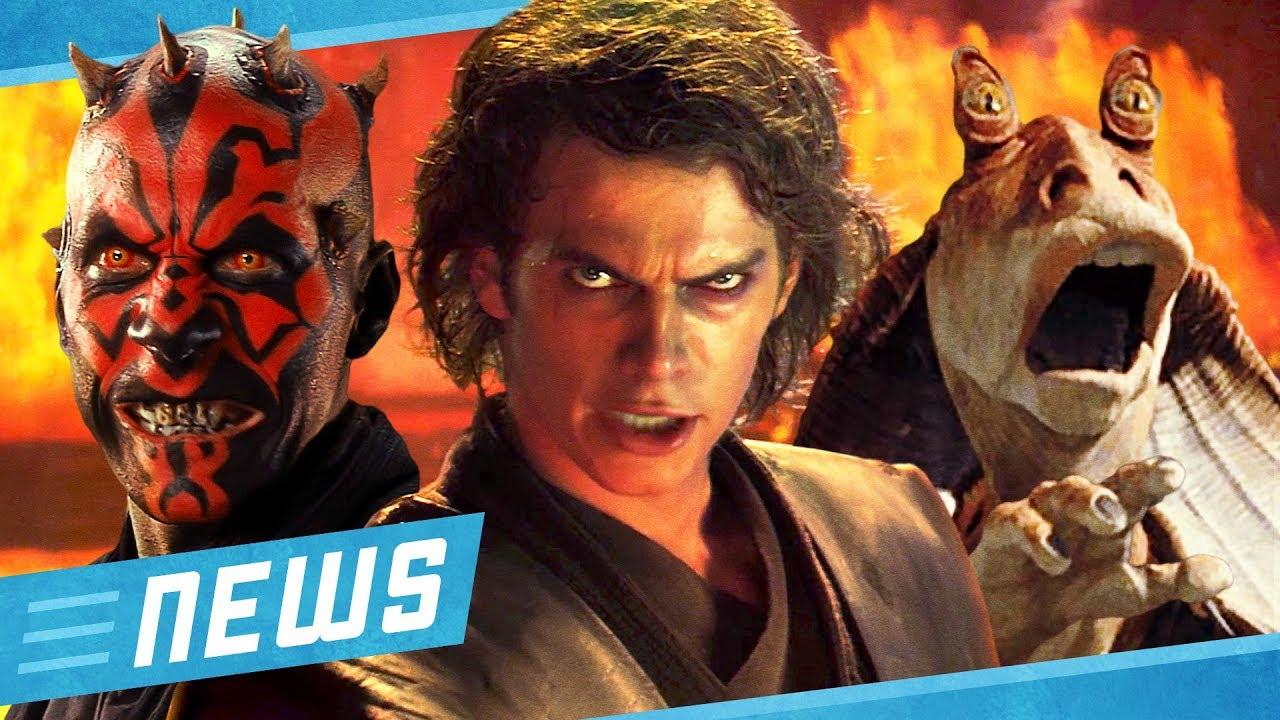 Star Wars Episode 1-3 bald nicht mehr Kanon - FLIPPS NEWS