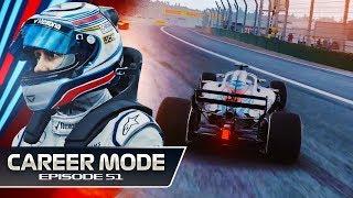 F1 2018 Career Mode Part 51: I Should've Crashed there..