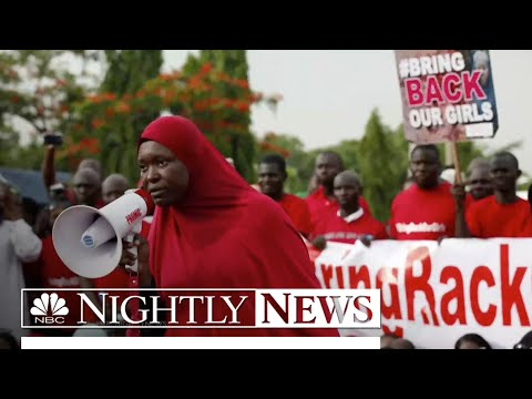 Boko Haram Kidnapped Schoolgirls Still Missing | NBC Nightly News