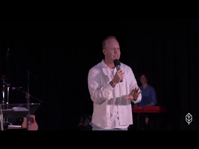 Breakthrough / Brad Hagan / Thrive Church Central Coast /