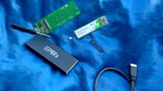 I-TEC M.2 SSD USB 3.0 box review
