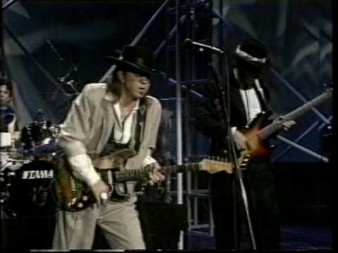 Stevie Ray Vaughan – The house is rockin' 06/09/90