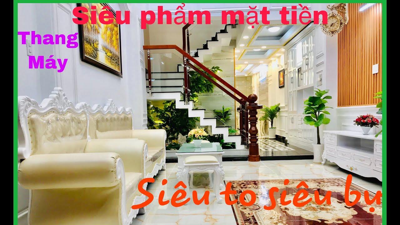 Bán nhà quận Gò Vấp|Mở bán khu nhà đẹp đẳng cấp bậc nhất quận Gò Vấp tại đường Dương Quảng Hàm