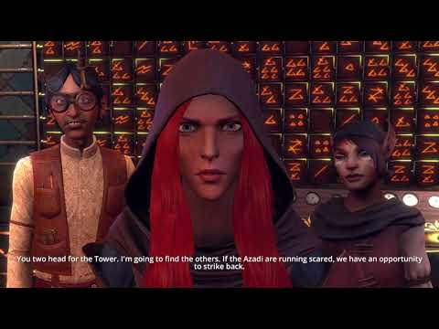 Megsy Plays Dreamfall Chapters Part 25