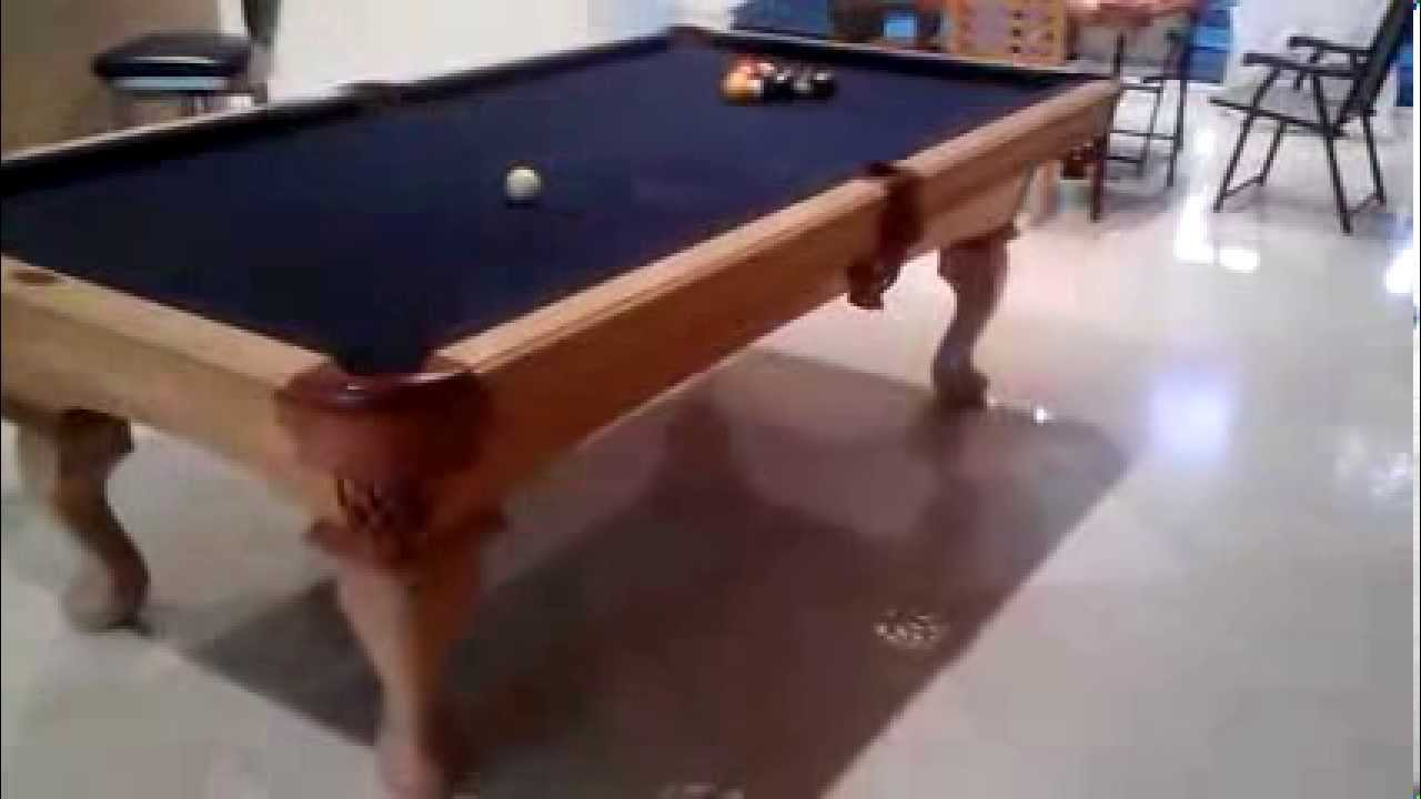 POOL TABLE   FOR SALE   OLHAUSEN PROFESSIONAL   8 FT   YouTube