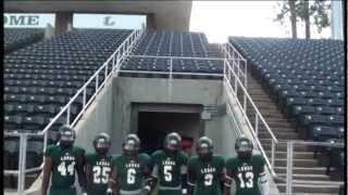 Longview Lobos- I got my game on