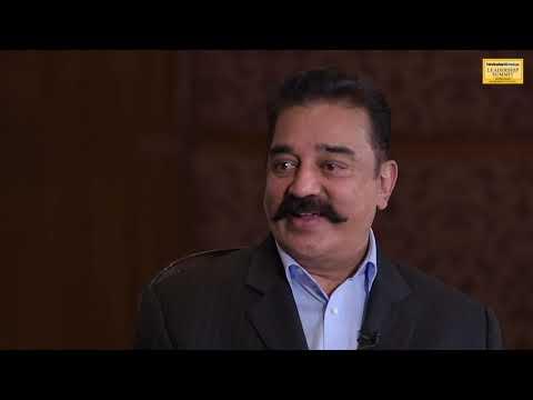 Kamal Haasan Talks Politics & Possibilities At HTLS 2018, Watch Full Interview