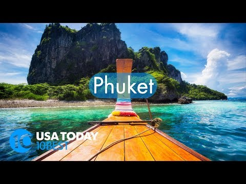 10 best things to do in Phuket, Thailand