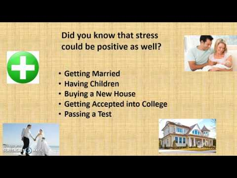 Stress and Health in Psychology