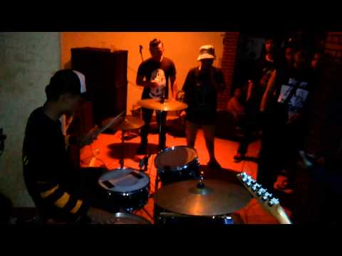 VISUM live at Bahana studio proclamation tour ToolsOf The Trade(malaysia)