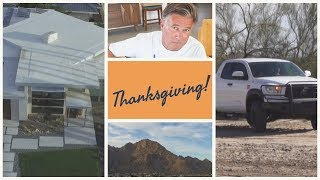 Thanksgiving Vlog!