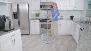 quickie Clean Water Spin Mop System