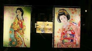 JG 秋田 七夕絵どうろう Tanabata edourou matsuri,Akita