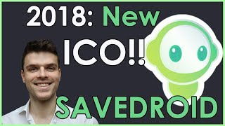 Savedroid ICO Preview   Cryptocurrencies 2018