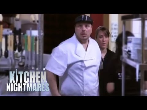 Sebastian Finally Admits He's Wrong - Kitchen Nightmares