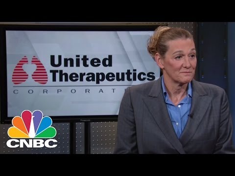 United Therapeutics CEO: A Race To Save Her Daughter | Mad Money | CNBC