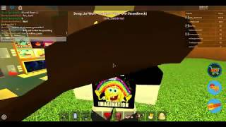 Rigged glitch in Leaks central [Roblox]