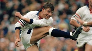 Rob Andrew's Game Winning Drop Goal | On This Day