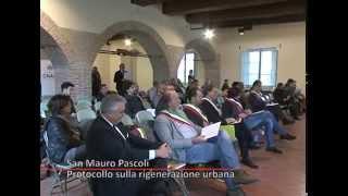 CNA Forlì-Cesena. Rigenerazione urbana: firmato il Protocollo CNA dall'Unione Rubicone e Mare
