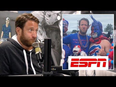 Dave Portnoy Vs. ESPN At A Buffalo Bills Mafia Tailgate — Barstool Radio