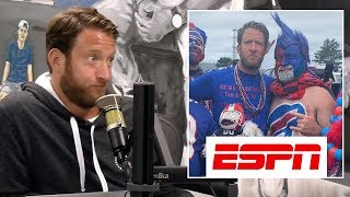 Dave Portnoy vs. ESPN at a Buffalo Bills Mafia Tailgate — Barstool Radio