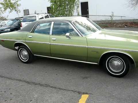 Uncle Tony's 1972 Dodge Coronet Custom II - YouTube