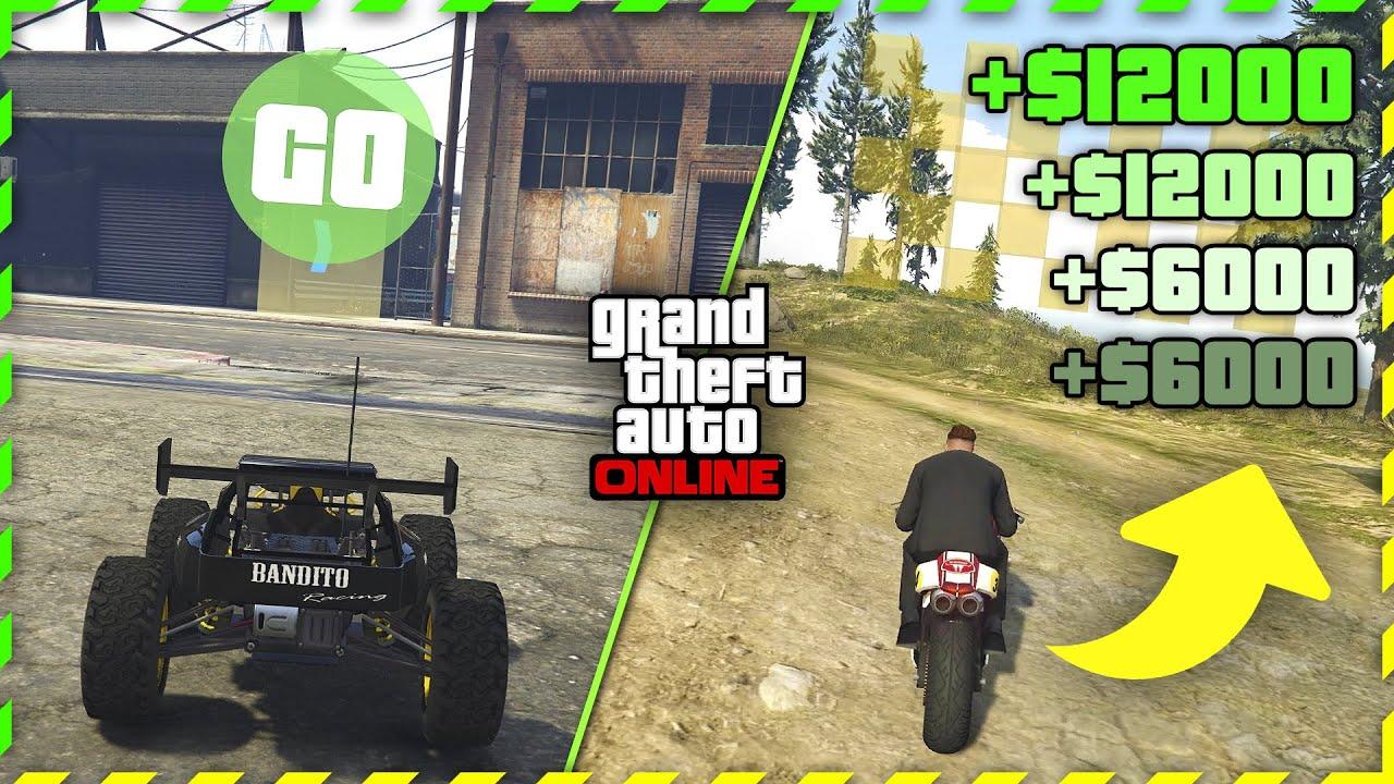 Money Making Method in GTA Online for BEGINNERS using TRIPLE MONEY Time Trials This Week