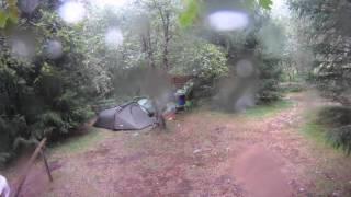 Mer De Glace Campsite, Time Lapse, RTMTB