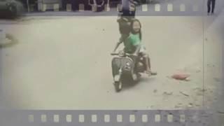 Video Wah heboh..!!! romantis nya anak kecil boncengan pakek Vespa download MP3, 3GP, MP4, WEBM, AVI, FLV Juli 2018