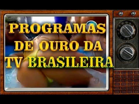 Os Melhores Programas da TV Brasileira - anos 90  | Parte 1