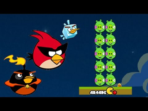 Play Angry Birds Space online game - Angry Birds Games