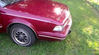 1993 Buick Century Custom