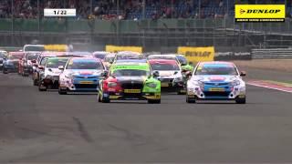 MG6 Jason Plato Highlights   BTCC Silverstone 2014