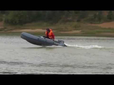 Надувная лодка ProfMarine 350Air обзор