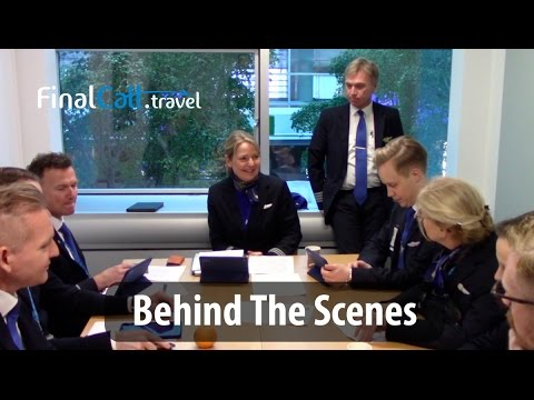 Documentary: SAS Behind The Scenes - SAS - Scandinavian Airlines - Cabin Crew (Ep. 1)