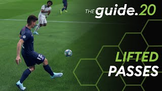 FIFA 20 Advanced Passing Tutorial | How To Use The NEW Lifted Pass Feature | THE GUIDE Tutorial