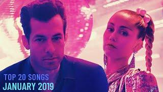 Top 20 Songs: January 2019 (01/05/2019) I Best Billboard Music Hit