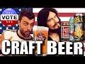 Irish People Vote Tastiest American Craft Beer Ever!! - ( Ohio, Minnesota, Washington )