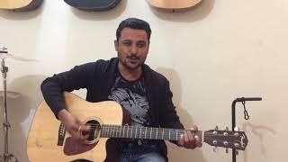 jaadu-teri-nazar-acoustic-guitar-cover-by-arvind-darr-udit-narayan
