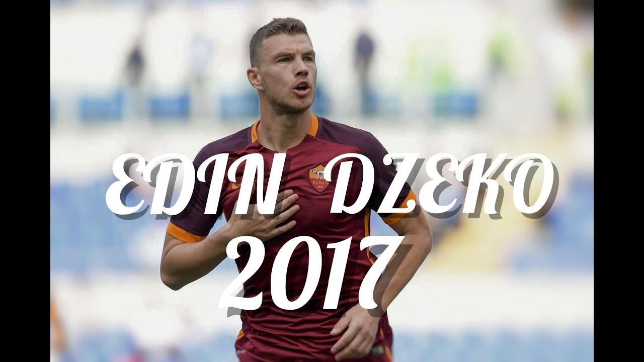 Edin Džeko A New Player Best Goals & Skills 2016 2017 AS