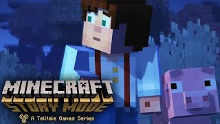 Minecraft Story Mode - BUILDING CONTEST! - Order Of The Stone - Part [1]
