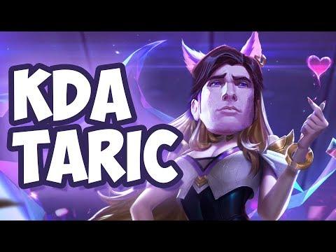 KDA Popstar Taric ≧◡≦ hehe