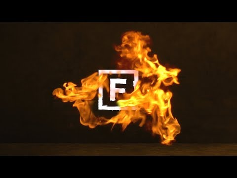 After Effects Tutorial | Fire Logo Reveal