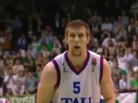 Andres Nocioni - 36 points vs Benetton Treviso
