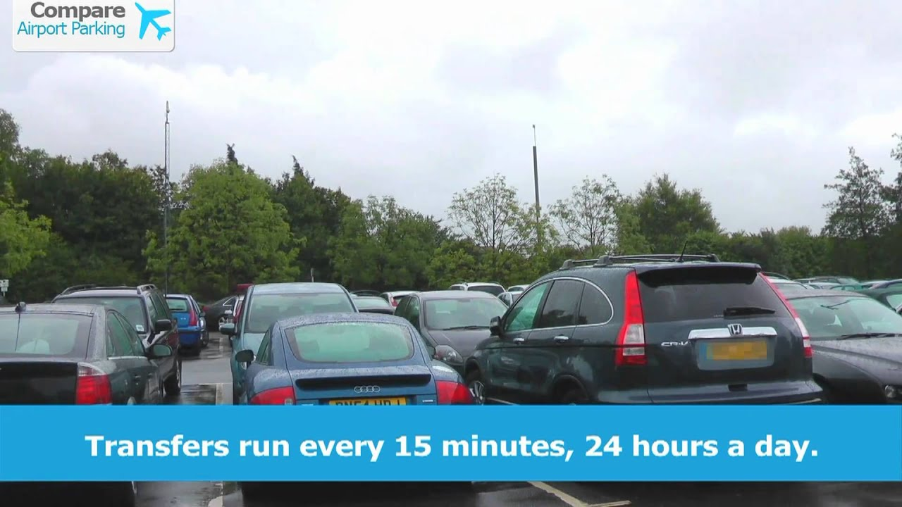 Manchester Airport Terminal  Short Stay Car Park