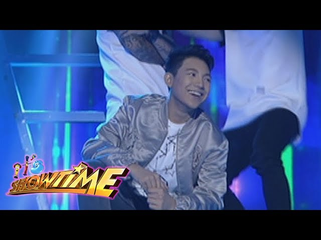 It's Showtime: Darren Espanto celebrates his birthday on It's Showtime