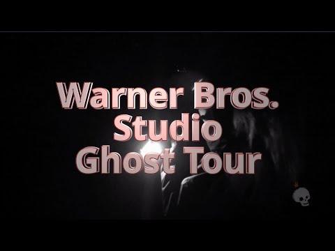 Creepy Quest: Warner Bros Studio Ghost Tour