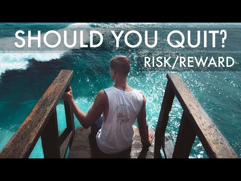 SHOULD YOU QUIT? Risks and Rewards of Self-Employment