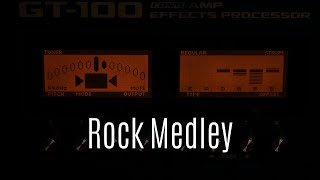 Rock Medley - Coverband Comeback - 30 songs in 30 minutes