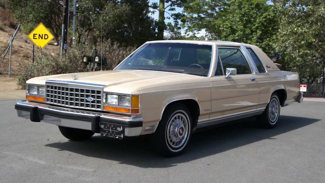 1 Owner 1983 Ford LTD Crown Victoria Coupe 34k Orig miles MINT - YouTube & 1 Owner 1983 Ford LTD Crown Victoria Coupe 34k Orig miles MINT ... markmcfarlin.com